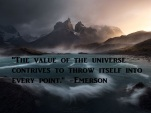value universe